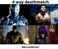 4 way deathmatch