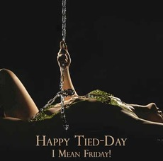 Happy Tied-Day